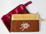 Dompet Make UP warna-warni